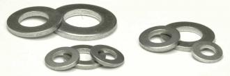 Aluminium blank DIN 125