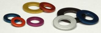 Aluminium U-Disks / DIN 125