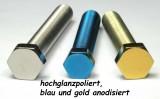 Titan - Kettenspannerbolzen Sonderfarben