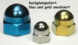Titan - Hutmuttern Sonderfarben