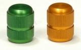 Aluminium valve-c. with O-Ring / specialc.