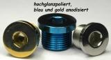 Titan - Öl-Einfüll / Ablaßschrauben Sonderf.