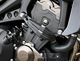 Yamaha MT09 RN43 17- Sturzpad-Satz Streetline
